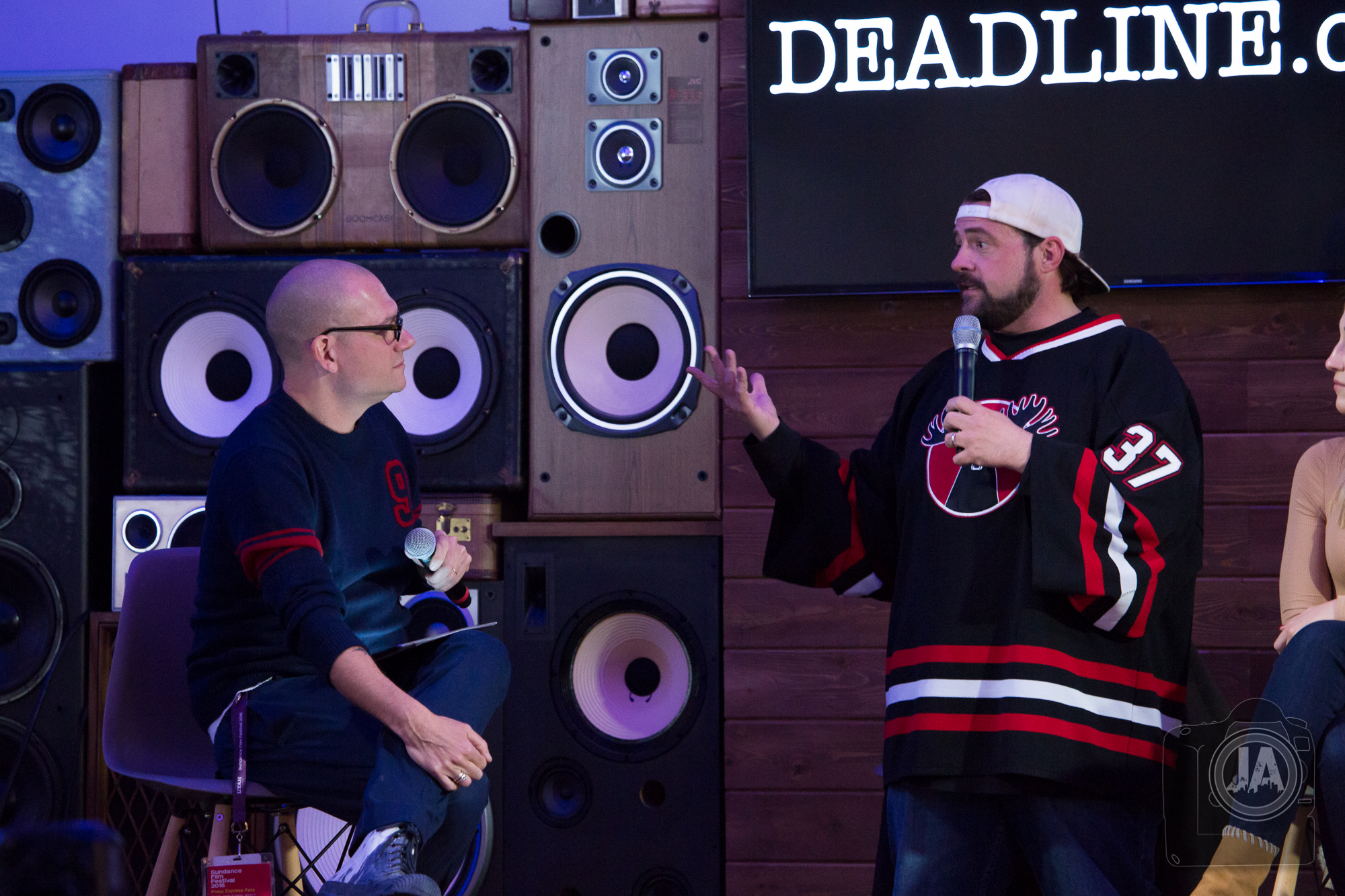 Kevin Smith at Sundance Film Festival